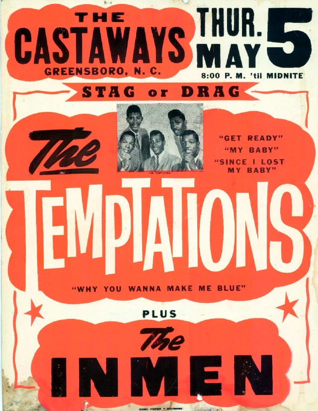 Castaways / Tempts / InMen