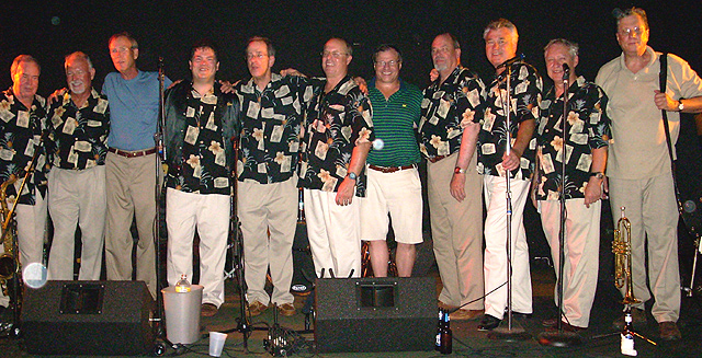 The Jesters LIVE In Concert - Chateau Elan (Braselton, GA) - August 18th, 2007