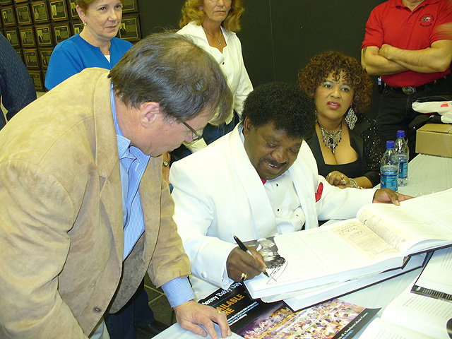 """Heeey Baby Days"" Book Signing - Dothan, Alabama - February 23, 2007"