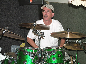 Tommy Rogers - Drums