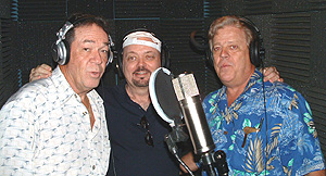 The Spontanes (In The Studio - 2005)
