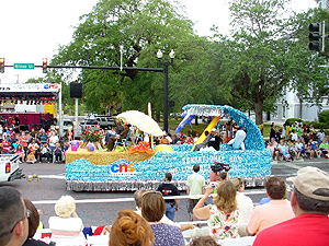 Thomasville Rose Festival Parade
